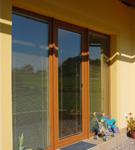 Dřevěná okna z plastu – pro vás záruka  5 let!