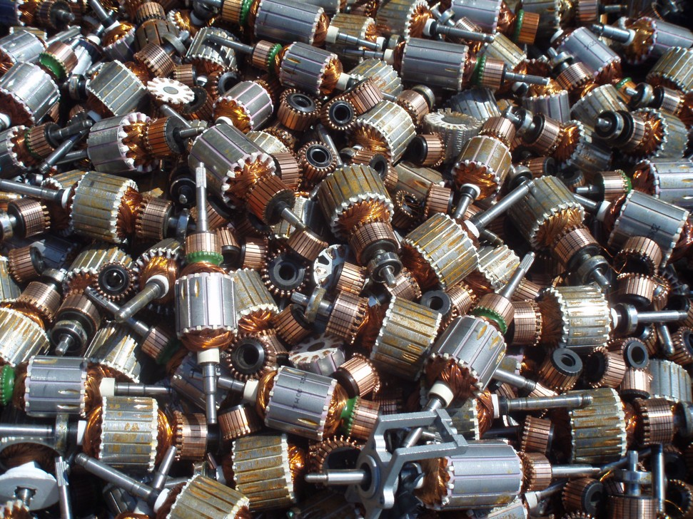 Okamžité vykoupení vysavačových elektromotorů