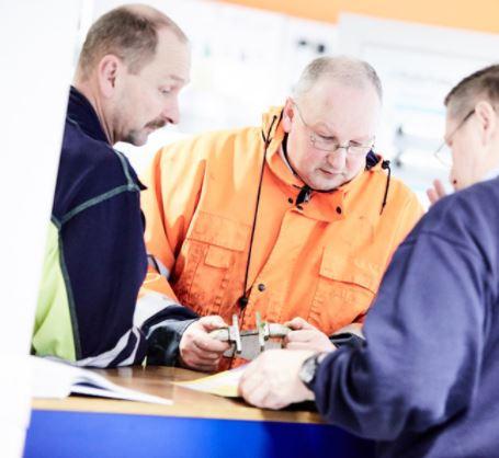 Poruchy automatizačních a řídících systémů budov - pohotovostní služba
