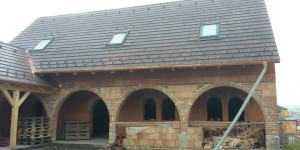 Střecha na klíč, tesařské, klempířské a pokrývačské práce, okres Hodonín