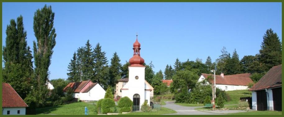 Rekreace, turistika, cykloturistika, okres Tábor, jižní Čechy