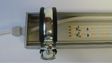 strojní LED svítidla