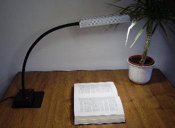 stolní LED svítidla