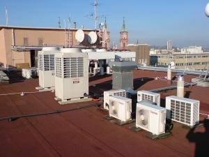 Rekuperace tepla, vzduchotechnika rodinného domu - větrání s rekuperací