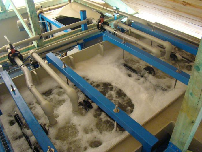 Intenzifikace BČOV – bioreaktor – nová řada čističek odpadních vod BMWWT