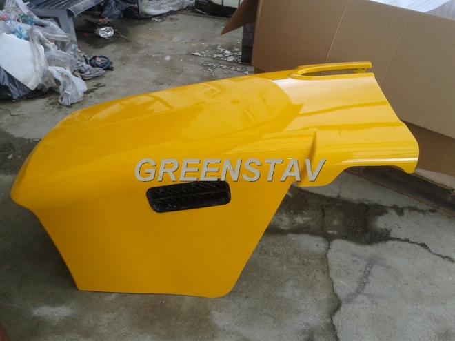 Prodej náhradních dílů na zemědělské stroje JCB, Komatsu, Caterpilar