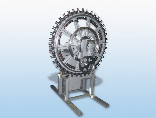 strojní celky - montáž, výroba