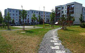 Oprava dopravních staveb, chodníků Opava, Karviná
