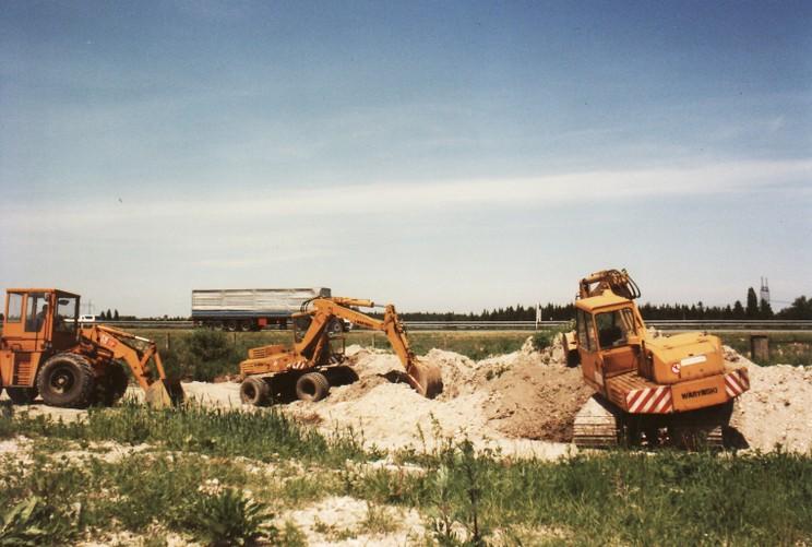 Revize stavebních a zemních strojů Rakovník zamezí úrazům a škodám
