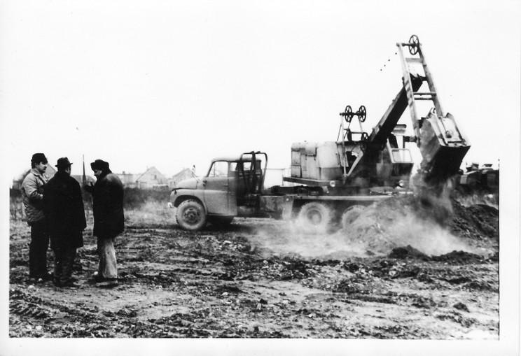 Pravidelná údržba stavebních strojů