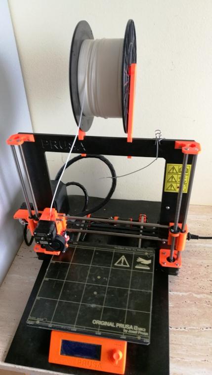 Linky na výrobu strun do 3D tiskáren
