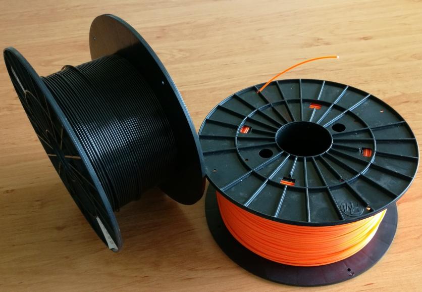 Struny do 3D tiskáren