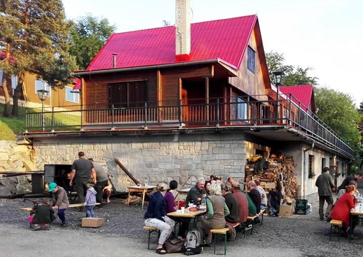 Klidné ubytování srdci Valašské přírody - chata Sirákov