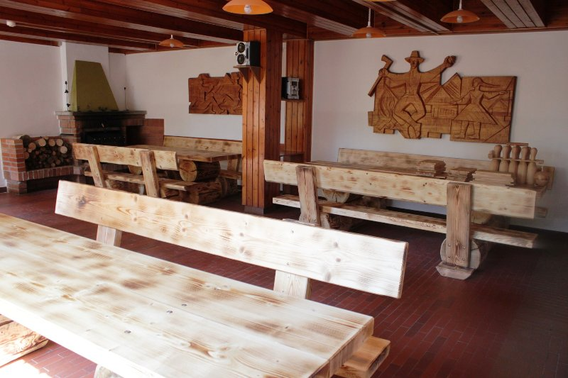 Rekreační chata Sirákov