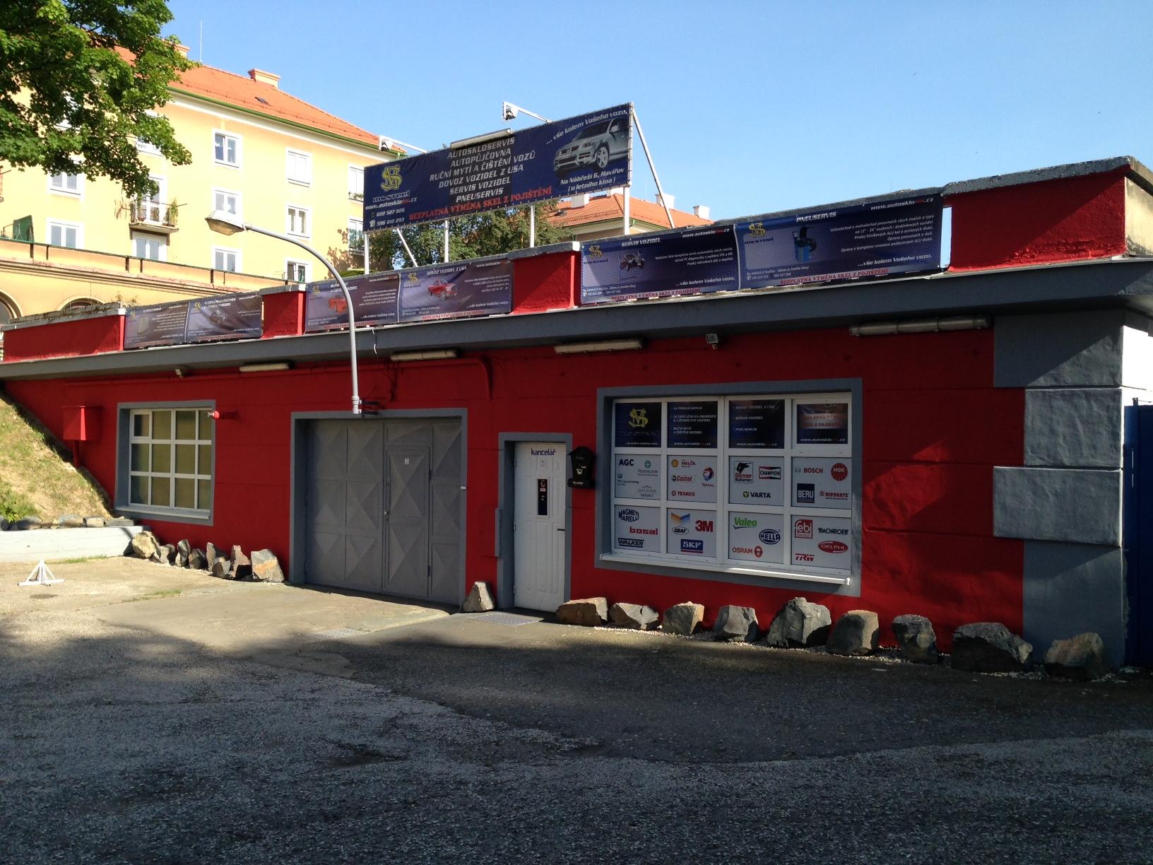 Výměna, montáž autoskel Havířov, Ostrava