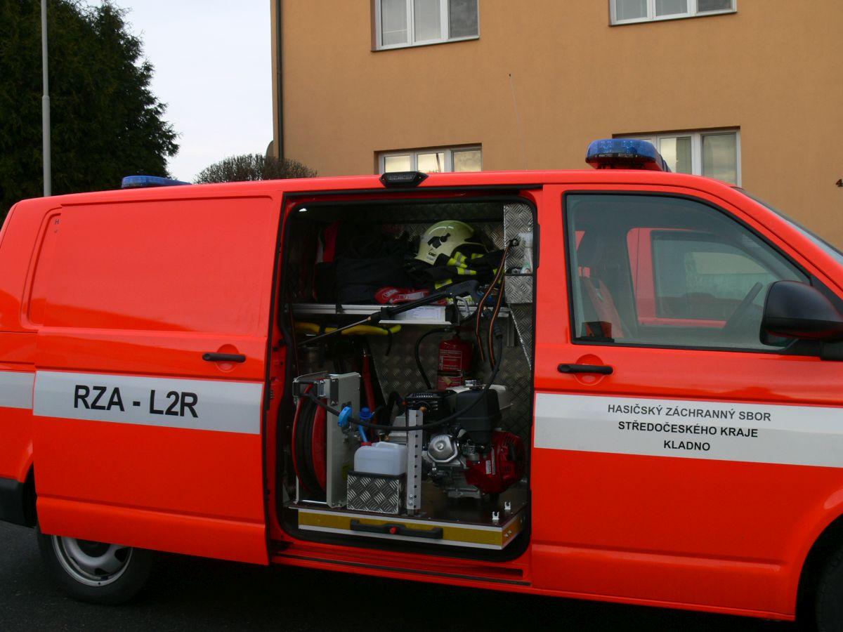 Přestavba vozidel pro hasiče Opava, Ostrava
