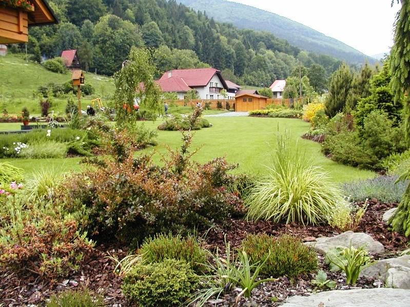 Sadové úpravy, výsadby vzrostlých stromů, Frýdek - Místek, Třinec