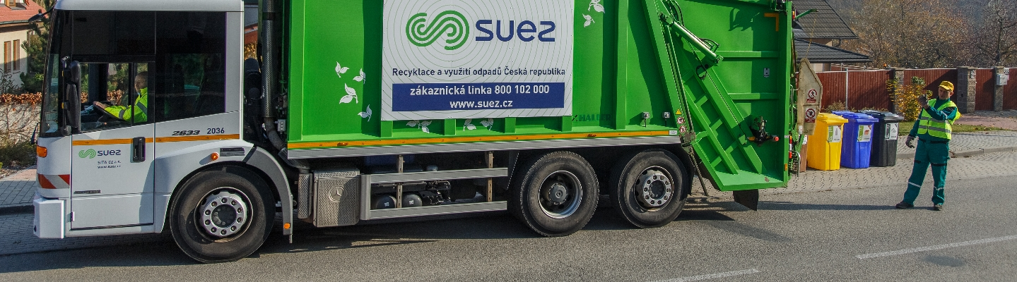 Svoz komunálního odpadu včetně sběru a následné ekologické likvidace
