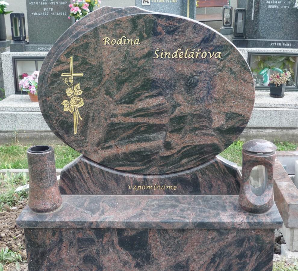 Kamenné hroby - výroba