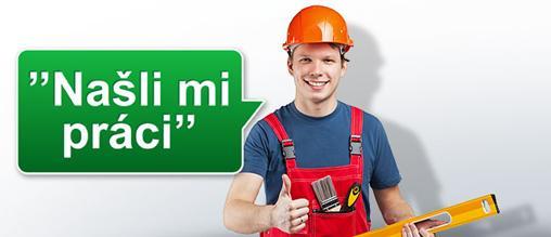 Volná pracovní místa - montáž na lisovně