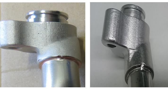Brazing stainless and steel materials using copper (Cu) and nickel-chromium (Ni-Cr) based paste