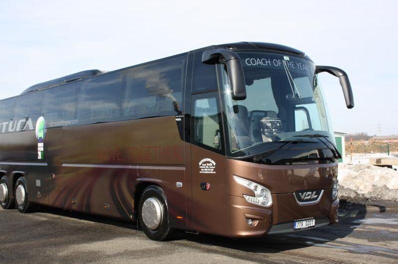 Autobusy na zájezdy do zahraničí Frýdek-Místek, Havířov