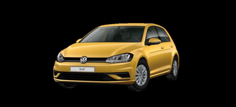 nový model vozu VW Golf