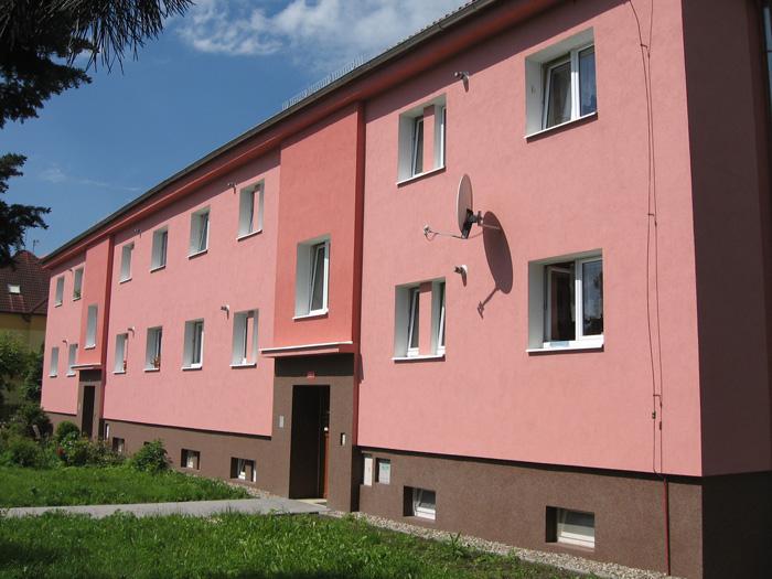 Zateplení a rekonstrukce panelových, bytových domů a občanských staveb