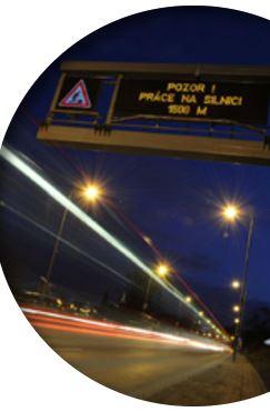 Řízení dopravy ve městech pro provoz bez kolon