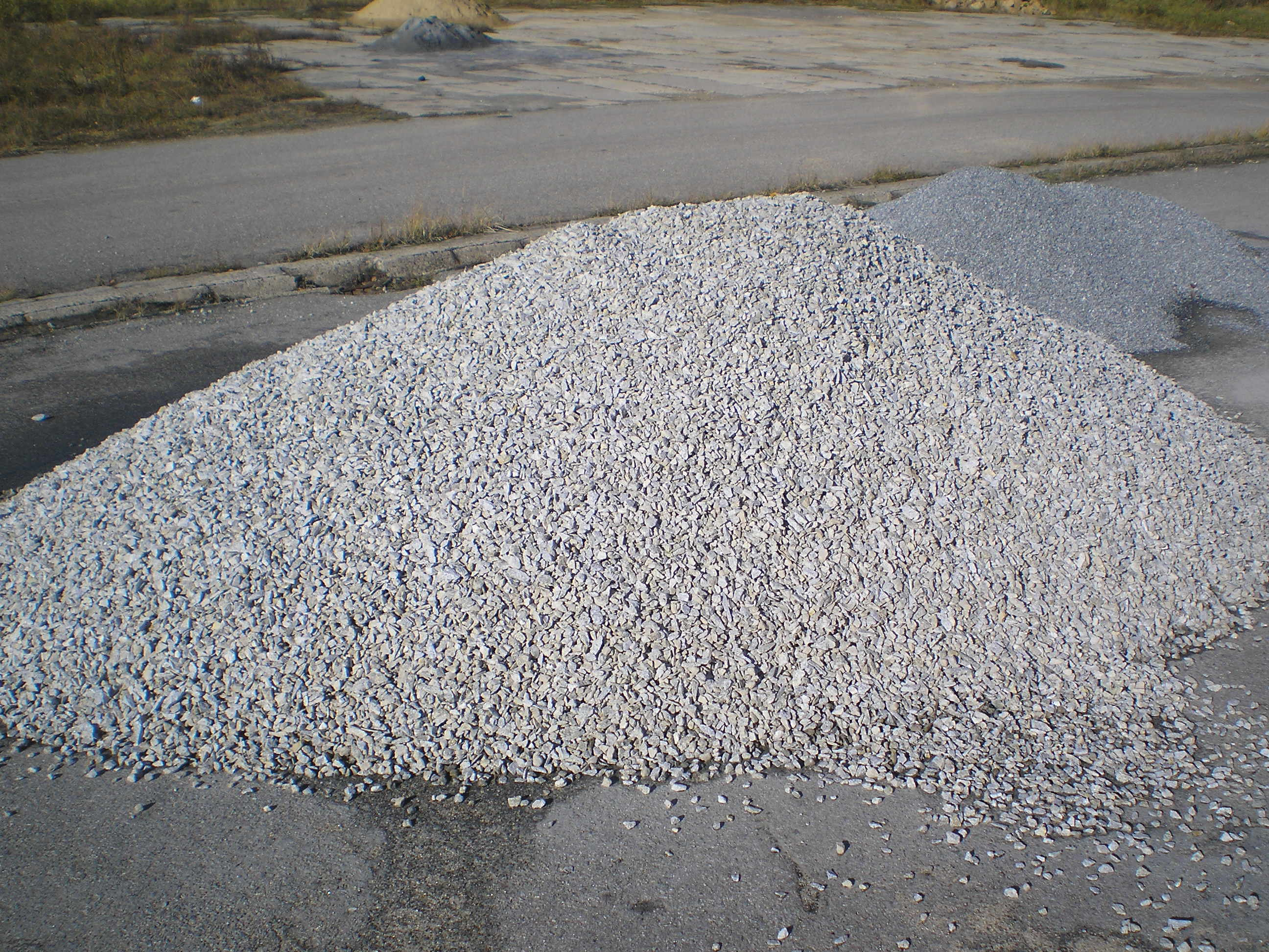 Stavební písky, oblázky, drtě Třebíč
