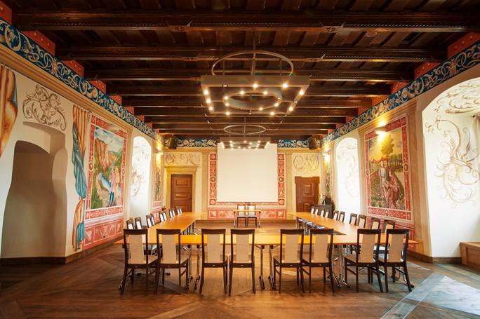 Kongresy na zámku