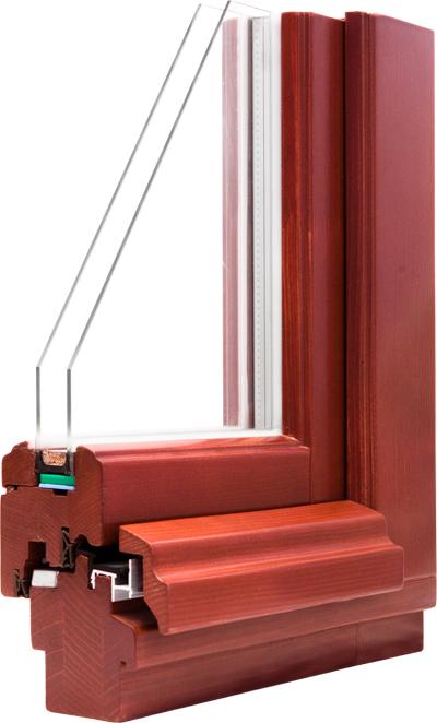 Výroba špaletových dřevěných oken do historických budov - kvalitně