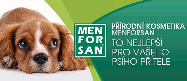 Eshop přírodní antiparazitika pro psy - antiparazitní obojky, spreje, repelentní šampony