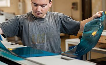 výroba fotopolymerních desek