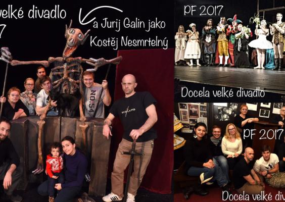 Divadlo pro děti a dospělé od 2 do 99 let – představení pro děti a dospělé