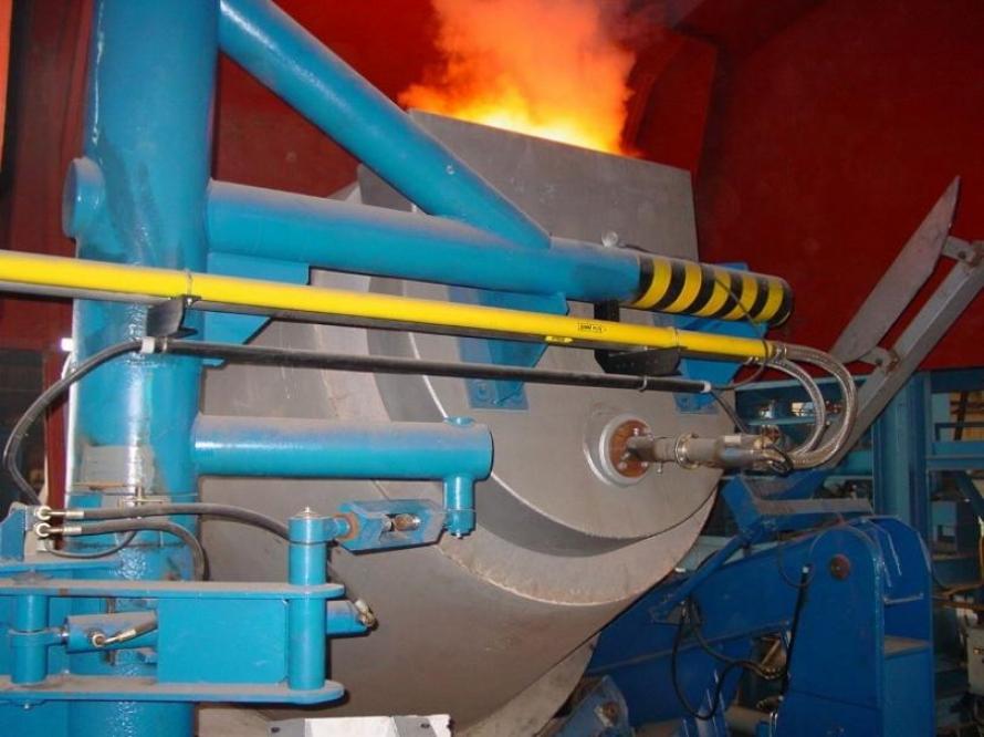 Servis a montáž hořákových systémů pro pece