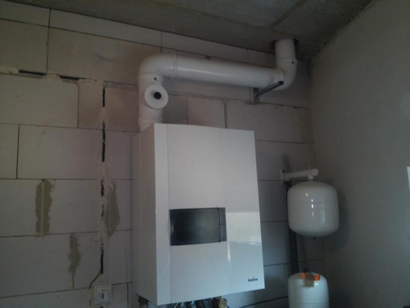 Instalace a výměny kotlů na plynná, kapalná a tuhá paliva