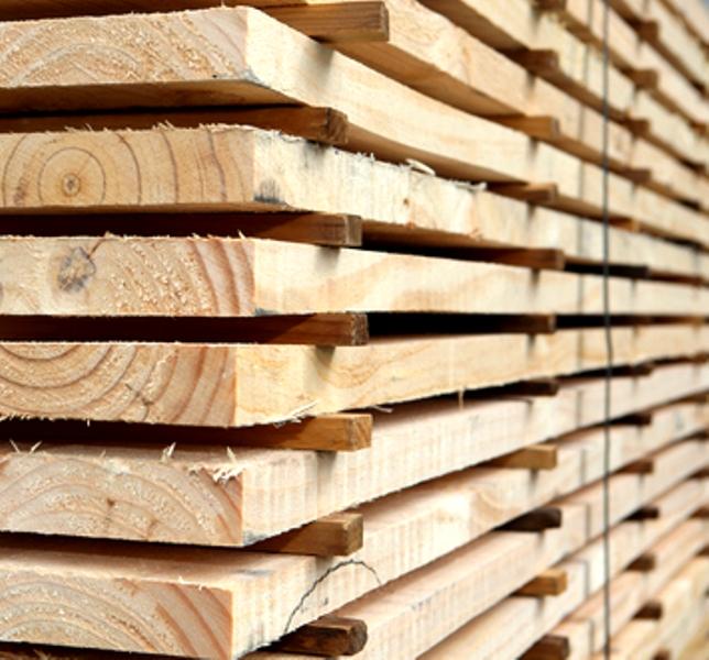 Automatizovaná komorová sušárna na sušení řeziva a dřeva Zlín