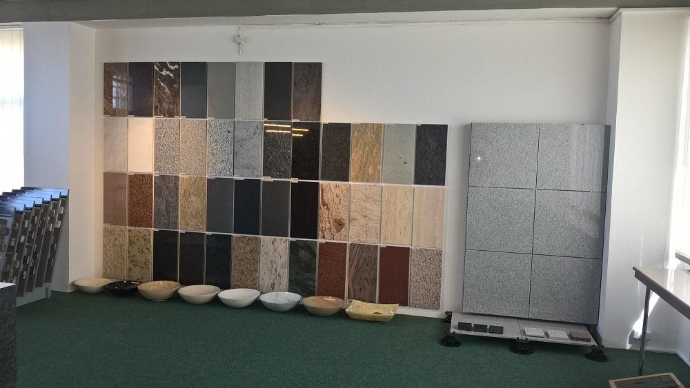 Velkoformátové, kamenné obklady, dlažby - prodej a výroba na zakázku