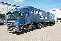 Logistické a přepravní služby, kamionová, letecká a námořní doprava