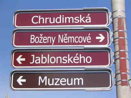 Pronájem retardéry zpomalovače dopravní značky Kutná Hora Kolín