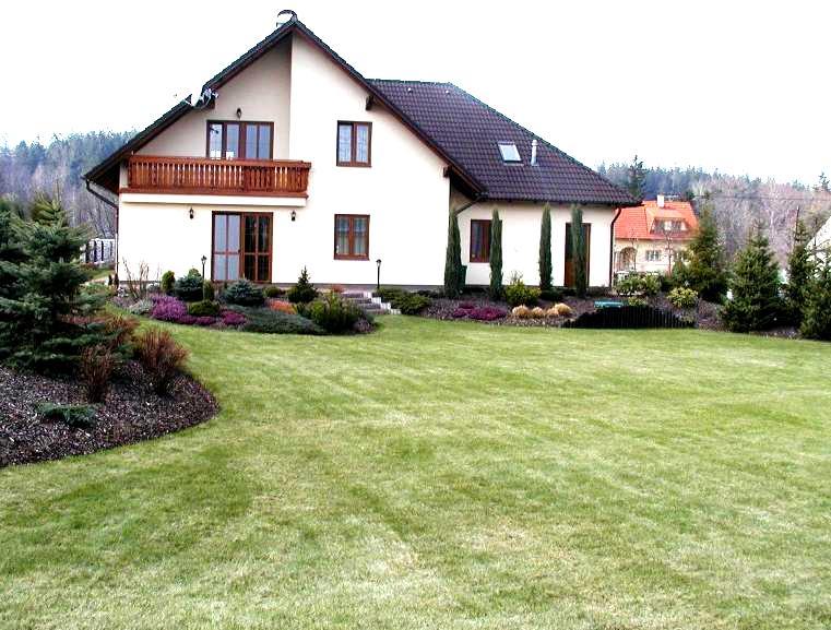 Založení a úprava trávníků Frýdek - Místek, Třebíč