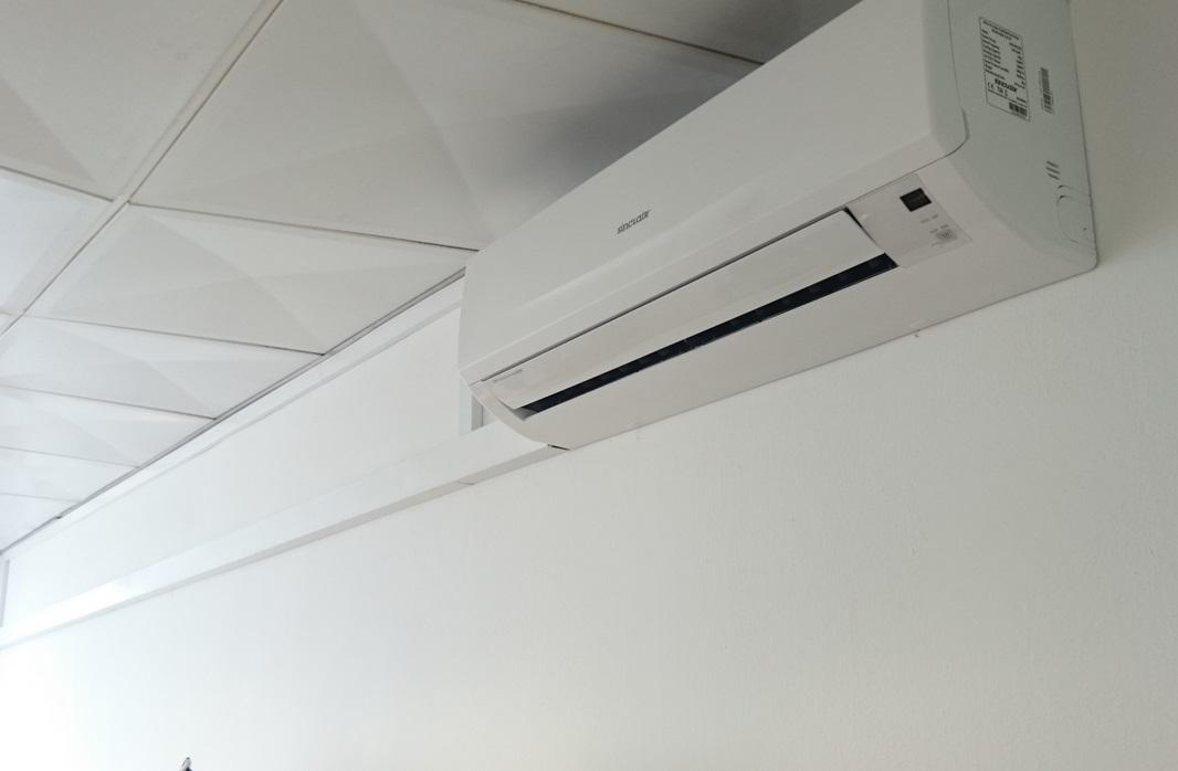 montáž klimatizace Sinclair - Zlínský kraj