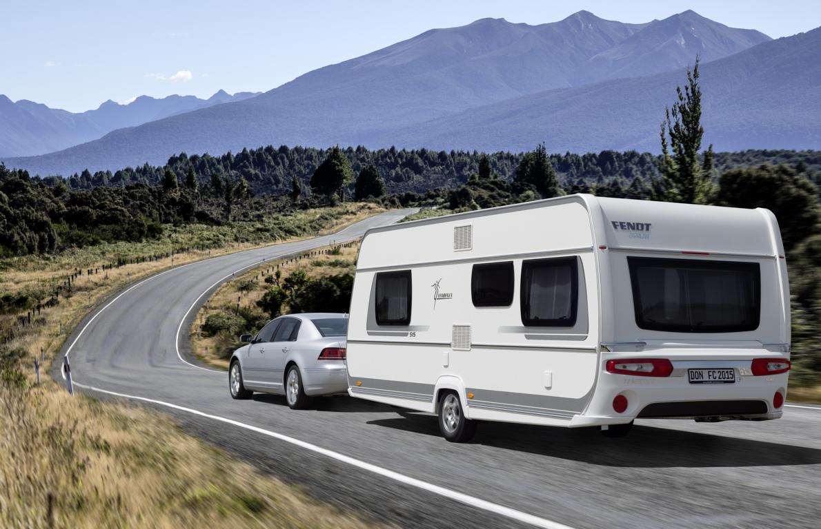 Volnost na cestách s půjčovnou karavanů Hykro s.r.o.