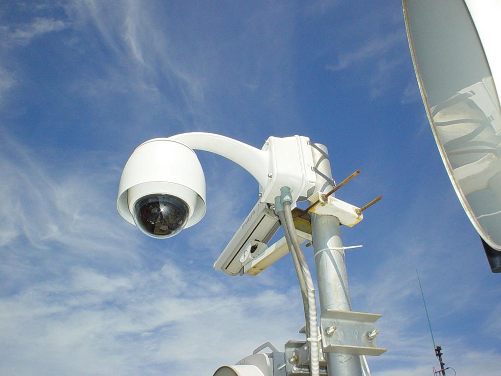 Městské kamerové systémy - zaznamenávají dopravní situace ve městě