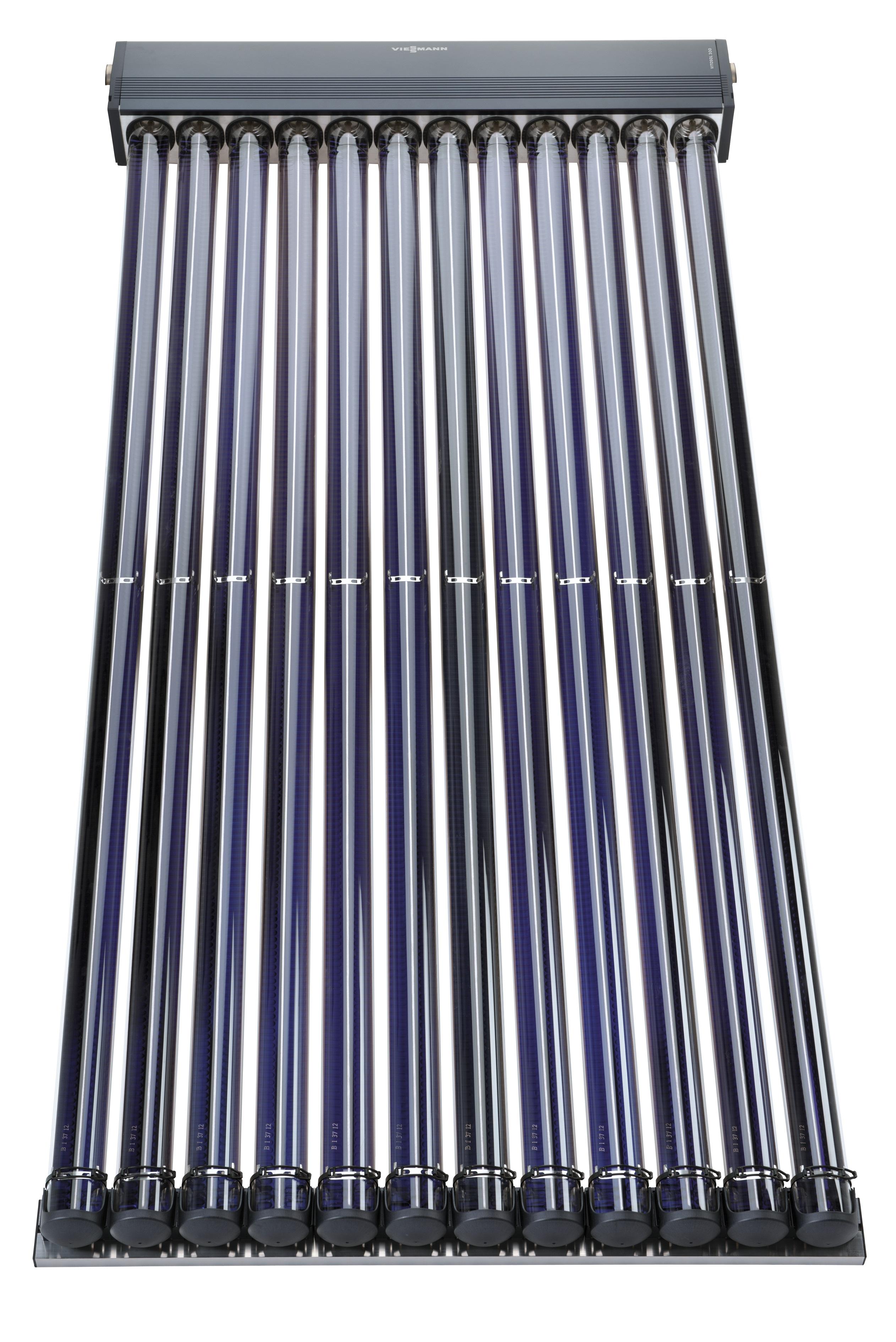 trubicový solární panel