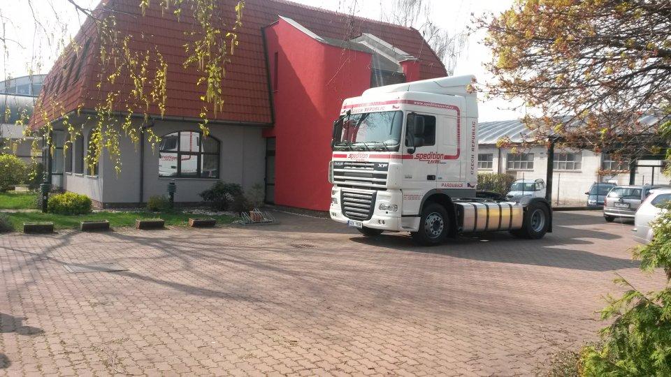 Mezinárodní přeprava kusového a paletového zboží