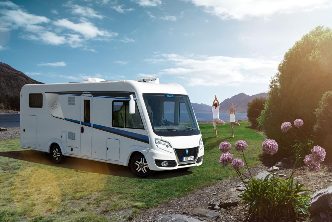 Prodej obytných aut - karavanů Praha – komfortní a pohodlné