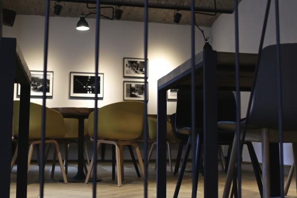Luxusní restaurace Loft