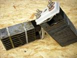 Likvidace průmyslových akumulátorů a legovaných kovových odpadů
